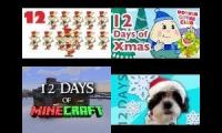 Everyone Sing The 12 Days Of Christmas