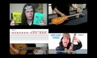 How to choose string guage, string your guitar, play a basic song, and how to play a more advanced s