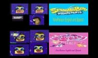 spongebob vs My Little Pony vs Klasky Csupo Sparta Remixes