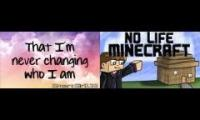 Mix # 1 : It's Time X No Life Minecraft
