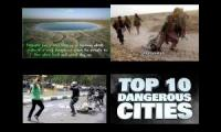 the most dangerous places in the world