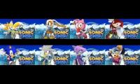Sonic Dash 8 Gameplays For iphone 6 Plus