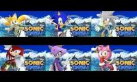 Sonic Dash 6 Gameplays For iPhone 6 Plus