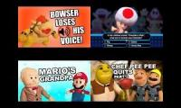 Supermariologan's First 4 Videos Of 2015