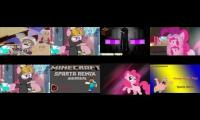 Thenano pony's Sparta Remixes Eightparison