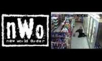 The NWO is really drunk at the super market