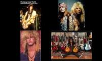 Guns N Roses Welcome to the Jungle Master Tracks