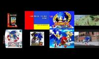 Sonic the hedgehog theme mashup
