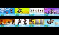 My talking tom episodes 1-8