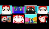 ALOT OF HOTEL MARIO INTROS