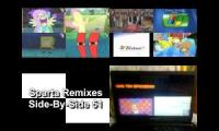 Let's Create Instead - Sparta Remixes Super Side-by-Side 4