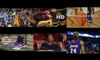 Kobe Bryant and Hi Many Plays of Greatness