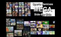 Sparta Remixes MEGA Parison