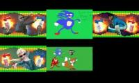 SANIC FASTER FASTER FATERRR