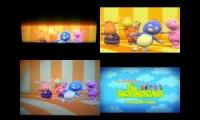 Backyardigans theme song all seasons 1-4