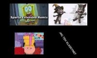 sparta remixes side by side zeba zuziak madhouse favorites lanix 5