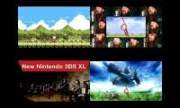 Gaur Plains (Xenoblade Chronicles): 8-bit vs. Acapella vs. Live vs. Original