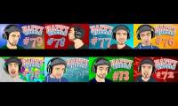 8 Happy Wheels To Jacksepticeye From 72 To 79