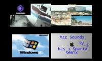 Vista Productions Sparta Remix Side-By-Side 12