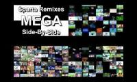 Sparta Remix Super Mega Side-by-Side