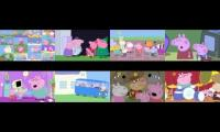 too many peppa pigs mashup