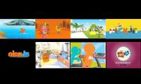 all nick jr bumpers mashup