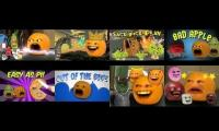 all of my favourite annoying orange videos