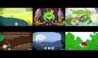 all the gameplay trailer of bad piggies