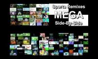 Sparta Remix Side By Side Quadparison