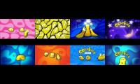 all the cbeebies idents at once