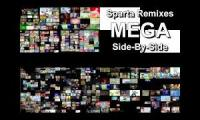 The best MEGA Sparta remix ever! (FIXED) [with timing]