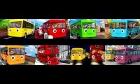 Wheels On The Bus ALL EPISODES LITTLE BABY BUM