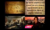 declaration of indepedence bill of rights life liberty happiness earth song