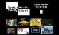 Sparta Remixes Super Side by Side 3