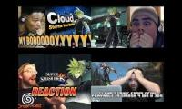Mostly everyone's reaction to Cloud in Sm4sh #gethype