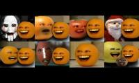 Annoying orange of HELL