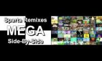 Sparta Remixes Ultimate Side-By-Side Fiveparison