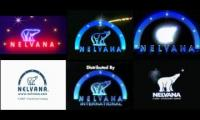 All Nelvana Logos At A Same Time