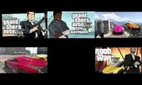 GTA V: Noob Wars!! Carreras Epicas Pt. 2/4