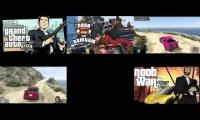 GTA V: Noob Wars!! Carreras Epicas Pt. 4/4
