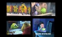 Original TV Ad/Commercial used in Monsters, Inc. - 3D Blu-ray/Blu-ray/DVD/VCD/VHS Combo Pack!