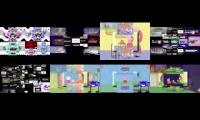 Klasky Csupo vs Peppa Pig Scan Eightparison