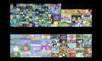 SBSP vs MLP vs PP in All Episodes At Once