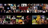 Everyone reacts to fnaf 4 trailer