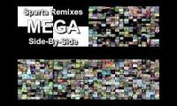 Sparta Remixes 2016 Ultra Side-by-Side
