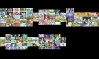 My Little Pony Friendship Is Magic Seasons 1 5 All Playing At Once
