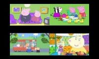 Peppa Pig Season 1,2,3 and 4