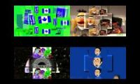 (YTPMV) Shuric Scans Side-By-Side 5/37