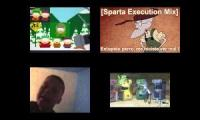 Sparta Execution Remix Quadparison
