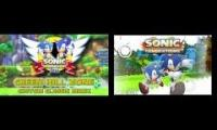 Sonic Fan Mashup - Green Hill Zone